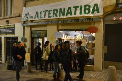 Inauguration de l'Alternatibar...